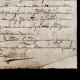 DÉTAILS  08   Document Historique - Règne de Louis XVI de France - 1774 - Louis XVI devient Roi de France et de Navarre