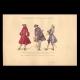 DÉTAILS  05 | Document Historique - Règne de Louis XV de France - 1764 - Louis XV Roi de France et de Navarre