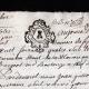 DÉTAILS  06 | Document Historique - Règne de Louis XV de France - 1764 - Louis XV Roi de France et de Navarre
