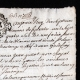 DÉTAILS  07 | Document Historique - Règne de Louis XV de France - 1764 - Louis XV Roi de France et de Navarre