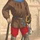 DÉTAILS  02   Document Historique sur Parchemin - Règne de Henri IV de France - 1596 - Guerres de Religion - Gardien Geolier