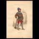 DÉTAILS  04   Document Historique sur Parchemin - Règne de Henri IV de France - 1596 - Guerres de Religion - Gardien Geolier