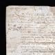 DÉTAILS  05   Document Historique sur Parchemin - Règne de Henri IV de France - 1596 - Guerres de Religion - Gardien Geolier