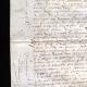 DÉTAILS  08   Document Historique sur Parchemin - Règne de Henri IV de France - 1596 - Guerres de Religion - Gardien Geolier