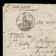 DÉTAILS  01 | Document Historique - Règne de Napoléon Ier - 1808 - Guerre d'Indépendance Espagnole