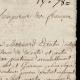 DÉTAILS  02 | Document Historique - Règne de Napoléon Ier - 1808 - Guerre d'Indépendance Espagnole