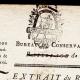 DÉTAILS  04   Document Historique - Révolution Française - 1793 - Charlotte Corday Assassine Marat dans sa Baignoire