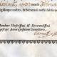 DETALLES  01   Antiguo Título de Medicina sobre Pergamino - Reinado de Luis XV de Francia - 1743 - Georges Lazare Berger de Charency - PRO LICENTIAE GRADU