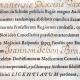 DETALLES  04   Antiguo Título de Medicina sobre Pergamino - Reinado de Luis XV de Francia - 1743 - Georges Lazare Berger de Charency - PRO LICENTIAE GRADU
