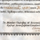 DETALLES  05   Antiguo Título de Medicina sobre Pergamino - Reinado de Luis XV de Francia - 1743 - Georges Lazare Berger de Charency - PRO LICENTIAE GRADU