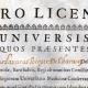 DETALLES  07   Antiguo Título de Medicina sobre Pergamino - Reinado de Luis XV de Francia - 1743 - Georges Lazare Berger de Charency - PRO LICENTIAE GRADU