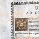 DETALLES  08   Antiguo Título de Medicina sobre Pergamino - Reinado de Luis XV de Francia - 1743 - Georges Lazare Berger de Charency - PRO LICENTIAE GRADU