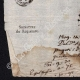 DETAILS  05 | Historical Document - First French Empire - 1809 - Nizza - Montenotte - Italy - License of Merchant