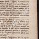 DÉTAILS  04 | Document Historique - Révolution Française - 1799 - Circulaire du Ministre de la Guerre aux Directeurs des Fortifications
