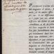 DÉTAILS  02 | Document Historique - Révolution Française - 1798 - Circulaire du Ministre de la Guerre aux Directeurs des Fortifications