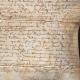 DÉTAILS  04   Document Historique sur Parchemin - Règne de Louis XIII de France - 1637 - France XVIIème Siècle