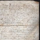 DETAILS  03   Historical Document on Parchment - Reign of Louis XIII of France - 1636 - France XVIIth Century