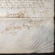 DETAILS  06   Historical Document on Parchment - Reign of Louis XIII of France - 1636 - France XVIIth Century