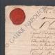 Einzelheiten  06 | Koalitionskriege - 1797 - Infanterie-Halbbrigade Nr.81 - Befehl, General Meunier in Brest Beizutreten