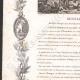 DETTAGLI  02   Napoleone - Il Consolato - 1802 - Bordeaux - Amnistia Concessa a un Disertore
