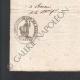 DETTAGLI  08   Napoleone - Il Consolato - 1802 - Bordeaux - Amnistia Concessa a un Disertore