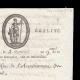 DÉTAILS  03   Napoléon - Le Consulat - 1801 - Châteaubriant - Fourniture de Pain faite aux Prisonniers
