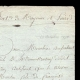 DETAILS  04 | French Revolutionary Wars - 1794 - 1st Battalion of Mayenne et Loire - Certificate of Bravery and good republican for the citizen of the battalion Jacques Martin