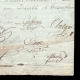 DETAILS  07 | French Revolutionary Wars - 1794 - 1st Battalion of Mayenne et Loire - Certificate of Bravery and good republican for the citizen of the battalion Jacques Martin