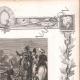 DÉTAILS  08 | Guerres de la Révolution Française - 1796 - 8ème Régiment d'Artillerie - Attestation de Service comme Chef Artificier
