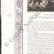 DÉTAILS  07 | Napoléon - Premier Empire - 1813 - Italie - Florence - Billet de Logement d'un Citoyen Engagé Militaire