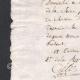 DÉTAILS  02 | Guerres de la Révolution Française - 1793 - Armée de l'Ouest - Bataillon de Dieppe - Certificat de Service pour le Citoyen Jacques Duputel et son Fils