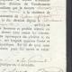 DÉTAILS  04   Révolution Française - 1794 - Armée du Rhin - Gendarmerie Nationale - Certificat de service, civisme et patriotisme pour le brigadier Laurent Godequin