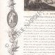 DÉTAILS  07   Révolution Française - 1794 - Armée du Rhin - Gendarmerie Nationale - Certificat de service, civisme et patriotisme pour le brigadier Laurent Godequin