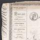 DÉTAILS  01   Monarchie de Juillet - Louis-Philippe I - 1836 - Passe-port à l'Intérieur pour un Capitaine d'Artillerie de Marine