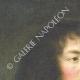DÉTAILS  05 | Manuscrit - Epoque Louis XIV (1649) | Portrait de Louis XIV (Charles Le Brun)