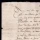 DETAILS  01 | Notariële Akte - Frans I-periode (1543) | Portret van Nostradamus - Michel de Nostredame (1503-1566)