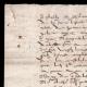 DÉTAILS  01 | Manuscrit - Epoque Henri IV (1606) | Portrait de Henri IV (Frans Pourbus le Jeune)