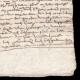 DÉTAILS  04 | Manuscrit - Epoque Henri IV (1606) | Portrait de Henri IV (Frans Pourbus le Jeune)