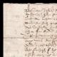 DETAILS  01 | Manuscrito - Período Luís XIII (1614) | Retrato de Luís XIII de França (Simon Vouet)