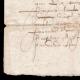 DETAILS  03 | Manuscrito - Período Luís XIII (1614) | Retrato de Luís XIII de França (Simon Vouet)