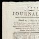 DETAILS  01 | French Revolution - Journal de Paris - Monday, July 13, 1789 | Portrait of singer Simon Chenard in sans-culotte costume (Louis Léopold Boilly)