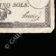 DETALLES  04 | Asignado de 25 sols - Revolución Francesa - 1792 | Retrato de Manon Roland (1754-1793)