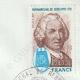 DETALLES  07 | Asignado de 15 sols - Revolución Francesa - 1792 | Retrato de Ladislas Ignace de Bercheny (1689-1778)