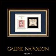 Assignat über 15 sols - Französische Revolution - 1793 | Porträt von Pierre Daumesnil (1776-1832) | Assignat über 15 sols des Jahres 1793 (An 2 de la République)