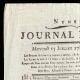 DÉTAILS  01   Révolution Française - Journal de Paris - Mercredi 15 Juillet 1789   La Liberté guidant le peuple (Eugène Delacroix)