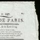 DETAILS  02 | Revolução Francesa - Journal de Paris - Quinta-feira, dia 16 de Julho de 1789 | Um Vencedor da Bastilha (Charles Thevenin)