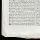 DETAILS  03 | Revolução Francesa - Journal de Paris - Quinta-feira, dia 16 de Julho de 1789 | Um Vencedor da Bastilha (Charles Thevenin)