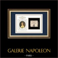 Assignat de 10 sous - Révolution Française - 1792 | Portrait de Manon Roland (1754-1793) | Assignat de 10 sous de l'année 1792 (An 1 de la République)
