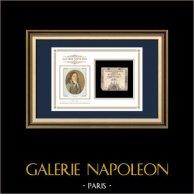 Assignat de 15 sols - Révolution Française - 1792 | Discours de Camille Desmoulins au Palais Royal (12 juillet 1789) | Assignat de 15 sols de l'année 1792 (An 1 de la République)