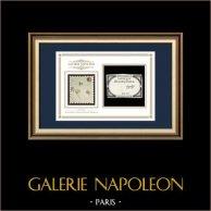 Assignat über 5 livres - Französische Revolution - 1793 | Der Ballhausschwur (Jacques-Louis David) | Assignat über 5 livres des Jahres 1793 (An 2 de la République Française)